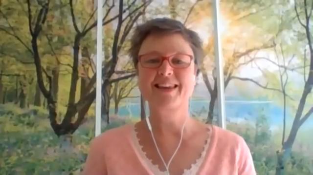 Tasha Visman online ondersteuning tijdens Corona